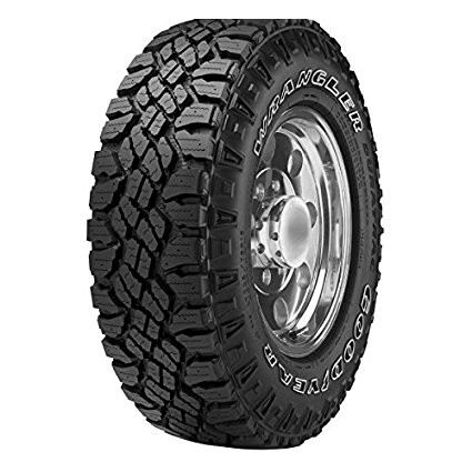 Goodyear Wrangler DuraTrac All Season Radial Tire 265 70R16 112S
