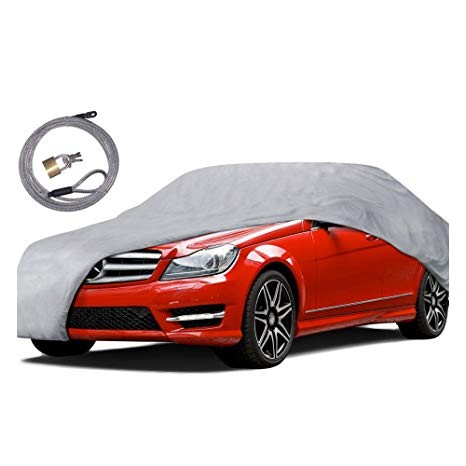 Suv Car Covers Amazon Amazon Motor Trend Cc 345 Lock Auto Armor All Weather Proof