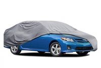 Waterproof Car Covers Amazon Amazon Car Cover for toyota Corolla Waterproof Multi Layers Sun