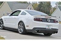 2014 Mustang Tail Lights On 2012 Raxiom Mustang Smoked Aero Tail Lights 10 12 All