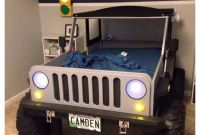 Jeep toddler Car Jeepbed Shared A New Photo On In 2018 Jeep Bed Pinterest