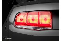 Will 2014 Mustang Tail Lights Fit 2011 Raxiom Mustang Smoked Aero Tail Lights 10 12 All