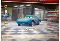 Cars Video Game Image King Localization