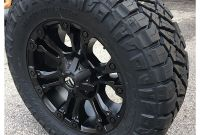 Fuel Wheels and Tires Packages Custom Automotive Packages F Road Packages 20x9 Fuel