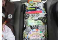 How to Make Car Seat Cover for Baby Hang Up Family organizer Will Work Perfect In Between Kids In the