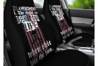 How to Make Car Seat Covers Out Of T-shirts 2nd Amendment Car Seat Covers