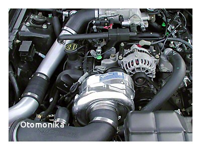 03-04 Mustang Cobra Engine for Sale 1999 2004 Mustang Underdrive Pulleys