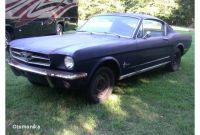1965 ford Mustang Fastback Project Car for Sale 1970 ford Mustang Fresh 1965 ford Mustang Fastback Project Car Old