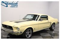 1968 ford Mustang for Sale Near Me 1968 ford Mustang Fastback Restomod for Sale