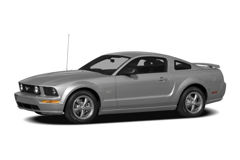 2008 ford Mustang V6 Premium 2008 ford Mustang Information