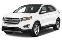 2018 ford Edge Lease Deals ford Edge Prices Reviews and