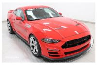 Saleen Mustang for Sale Near Me New 2018 ford Mustang Saleen Yellow Label Coupe In Conroe Js0906