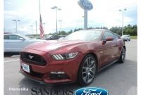 Used Mustangs for Sale In Fayetteville Nc 2016 ford Mustang Gt In Jacksonville Nc